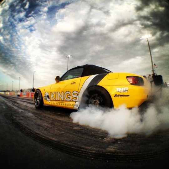 KP-yellow-bullet-drag-mania-burnout