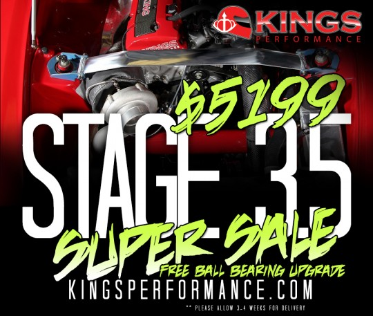 KP Stage 3.5 Super SALE