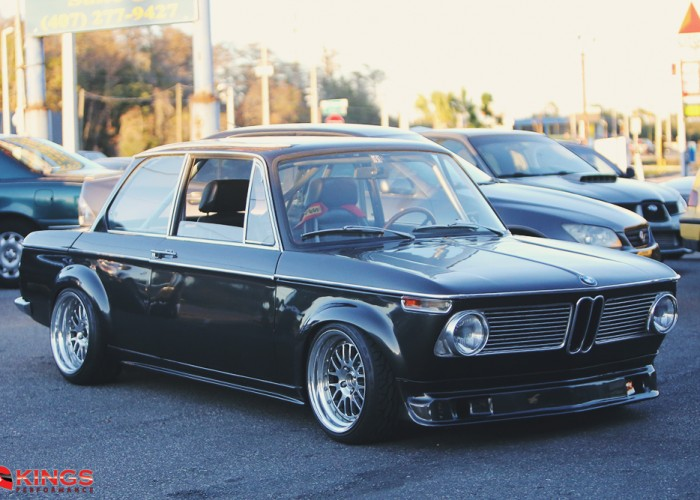 Tuned by Kings – BMW 2002