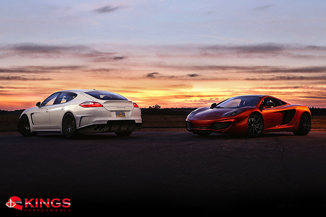 Kings Performance Exotic Car Teaser Video – More coming soon!