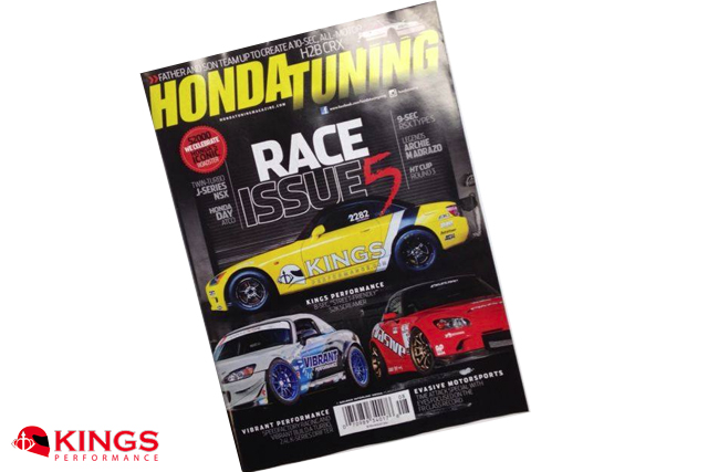 Honda Tuning – Race Issue 5 Cover!