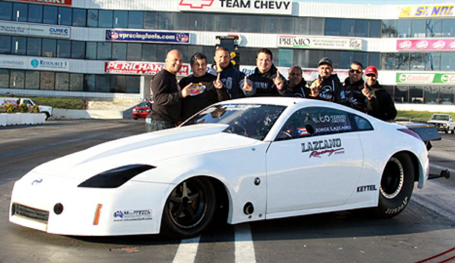 Lazcano Racing joins the Kings Performance family