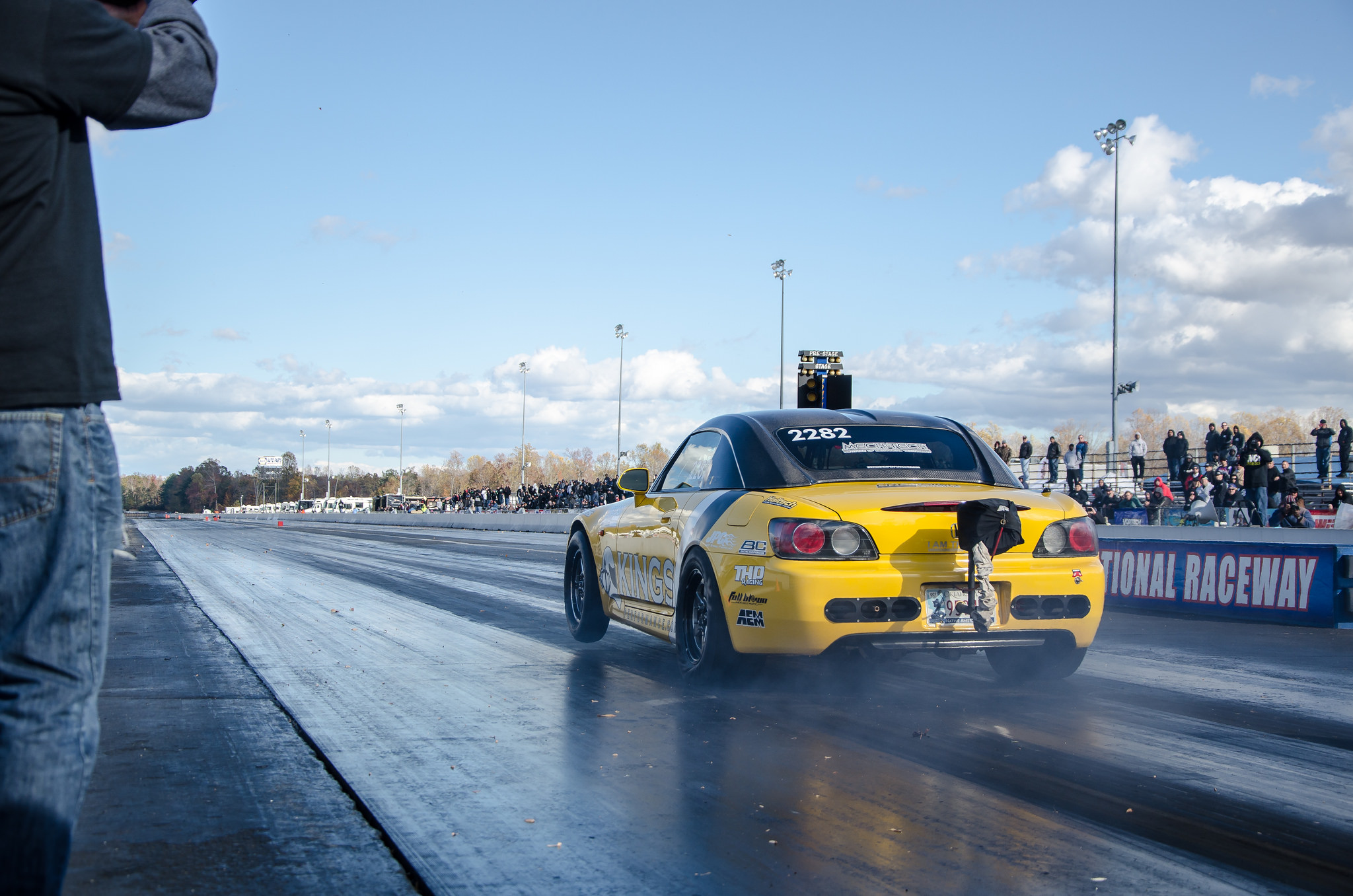 The Kp S2000 Resets The World Record At World Cup Finals