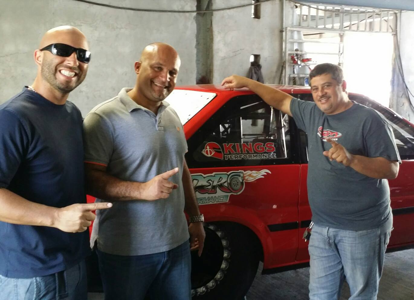 El Humilde 6.38 @ 222 MPH New Personal Record & Imports Track Record @ Salinas Speedway, PR