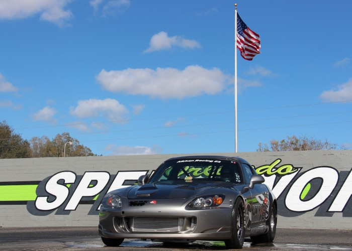 "KING Amer's ""Game Changer"" Stock Chassis Honda S2000 1st 1/4 mile passes"