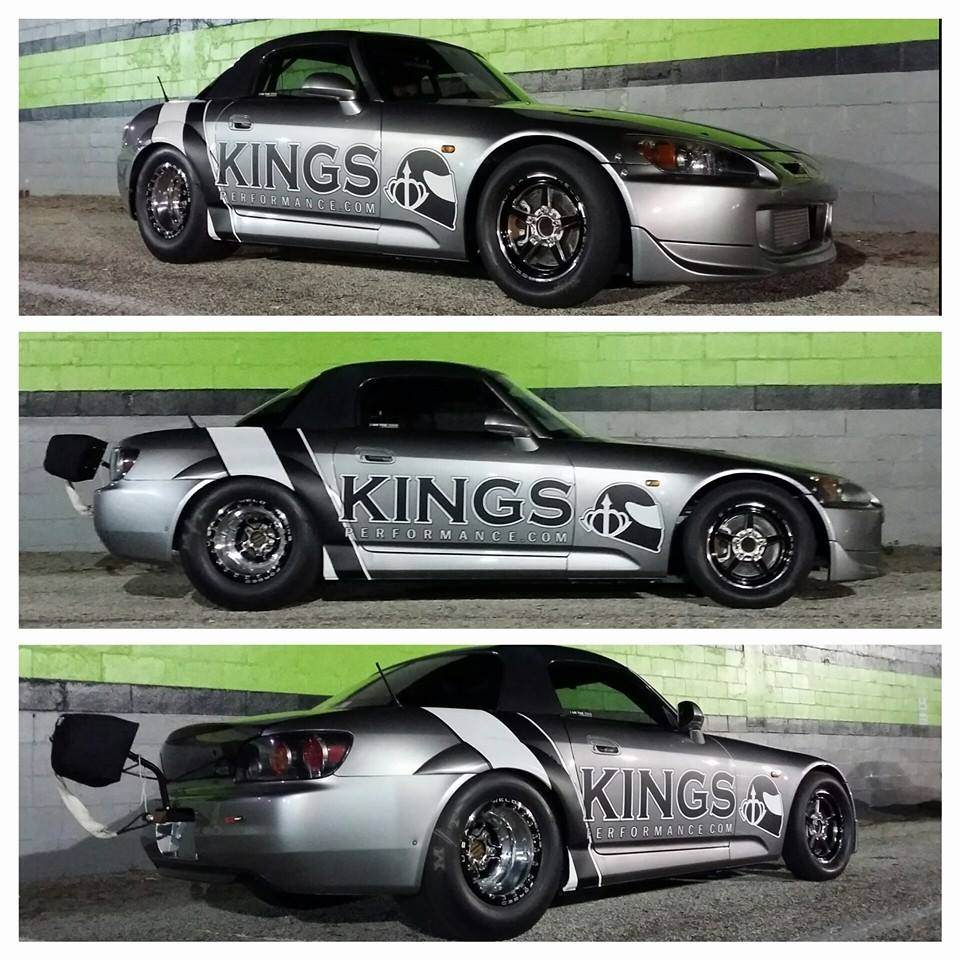 WORLD'S FASTEST Stock Chassis Honda S2000