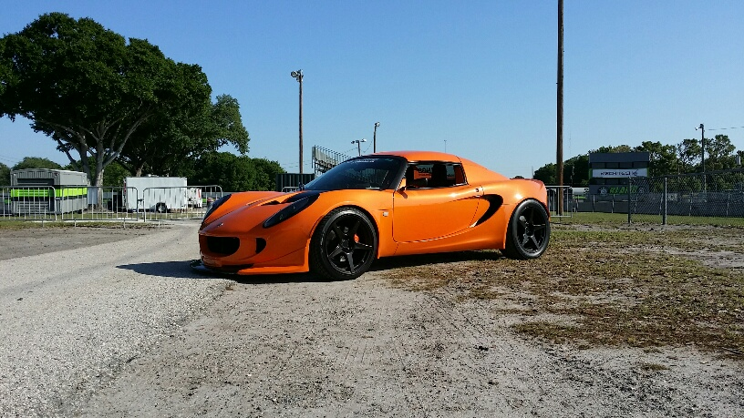 WORLD'S FASTEST Lotus Elise K20 Turbo