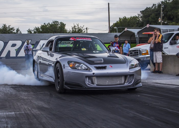 The GAME CHANGER S2K resets the WORLD RECORD