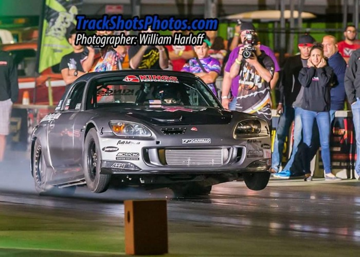 Kings Performance Game Changer Honda S2000 Wheelie