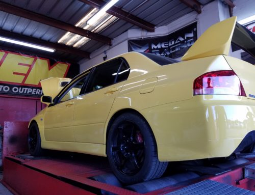 KING Brandon KP800 Mitsubishi EVO8 is READY!