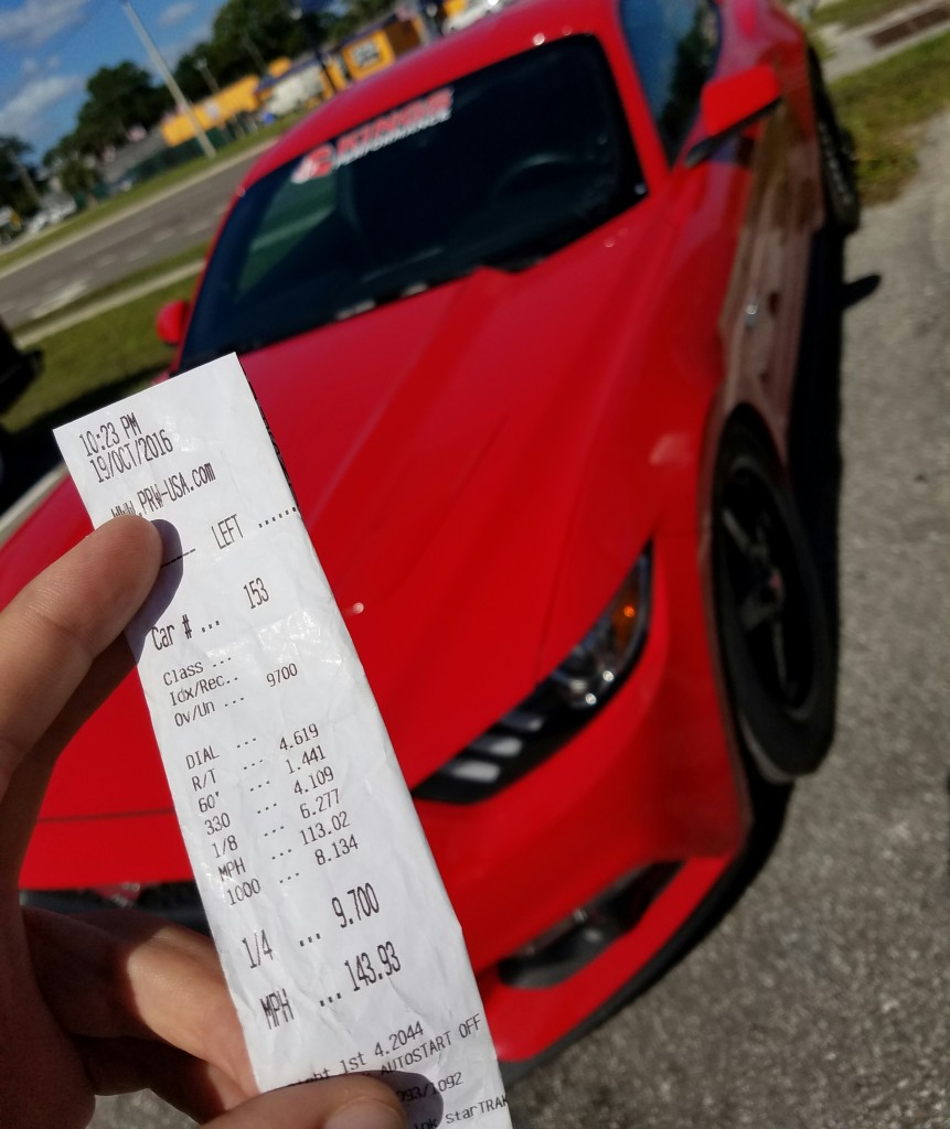 KP 2015 Ford Mustang GT Twin Turbo project - Kings Performance