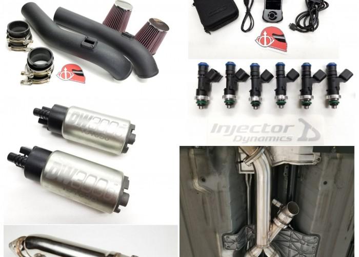 KP600 Nissan GTR R35 power package is here!